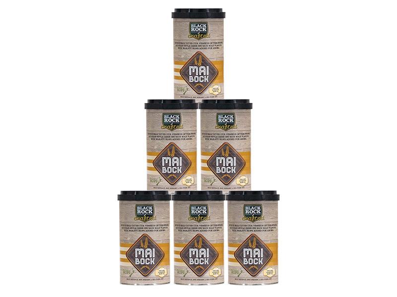 Уценка пива Солодовый экстракт Black Rock Crafted Maibock SixPack 10,2 кг Солодовый_экстракт_Black_Rock_Crafted_Maibock_SixPack_10_2_кг.jpg
