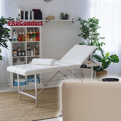 Массажный стол Comfort LUX 180/75