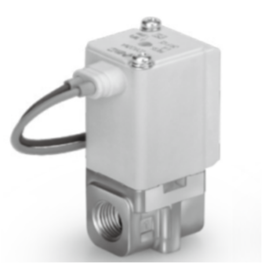 VDW14JZ1D  2/2 Клапан Н.З., на вакуум, М5, 12VDC, нерж