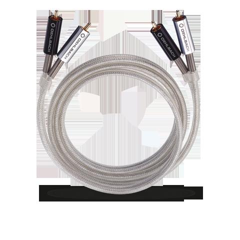 Oehlbach Silver Express RCA 2.00m, кабель межблочный