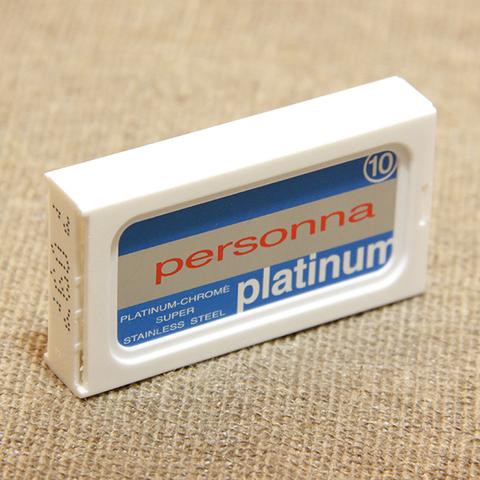 Сменные лезвия Personna Platinum 10 шт