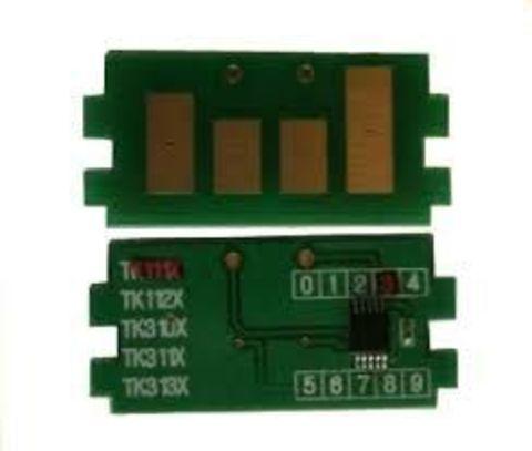 Чип Kyocera TK-1110 для Kyocera FS-1040, FS-1060, FS-1020MFP, FS-1120MFP. Ресурс - 2.5K