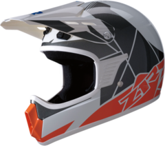 Z1R Rise / Детский / Серо-оранжевый