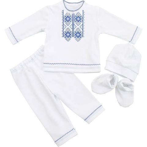 Комплект для хрещення,КД1-1  хлопчику