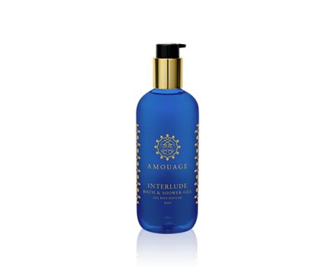 Amouage Interlude man Shower gel