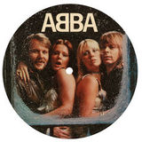 ABBA ‎/ Knowing Me, Knowing You (Picture Disc)(7' Vinyl)