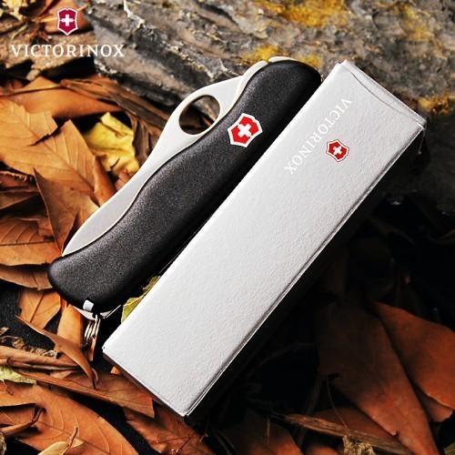 Складной нож Victorinox Sentinel One Hand Black (0.8413.M3) - Wenger-Victorinox.Ru