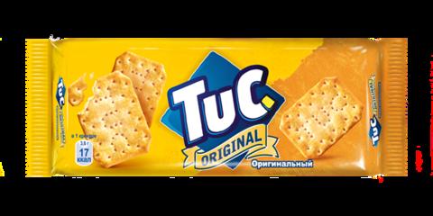 """Крекер """"Tuc"""" с солью оригинальный, 100 г"""