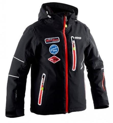 Детская горнолыжная куртка 8848 Altitude Challenge (black)