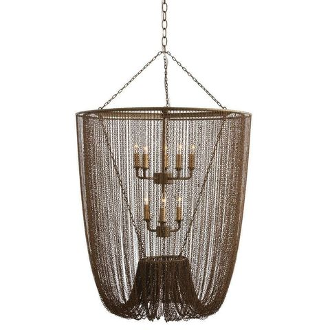 replica light Arteriors Maxfield 8 Light Chandelier By Arteriors Home