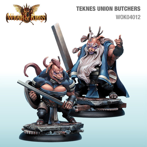Teknes Union Butchers