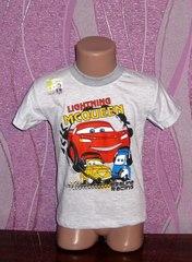 Стильная детская футболка  Тачки