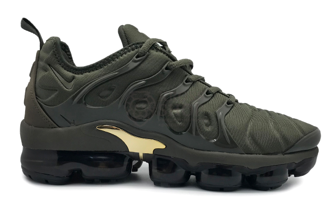 Nike Men's Air VaporMax Plus Military