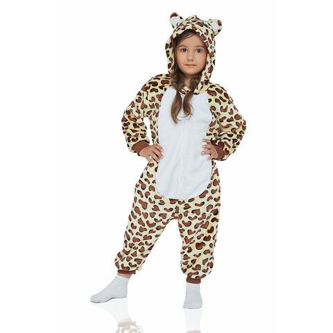 Леопард детский