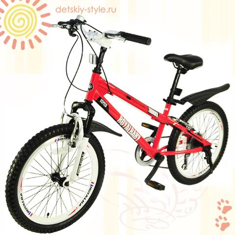 """Велосипед Royal Baby """"Freestyle 6 Speed Steel 20"""" (Роял Беби)"""