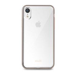 Чехол Moshi  Vitros for iPhone XR - Gold прозрачный золотой