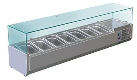 фото 1 Холодильная витрина Koreco VRX1500330(335I) на profcook.ru