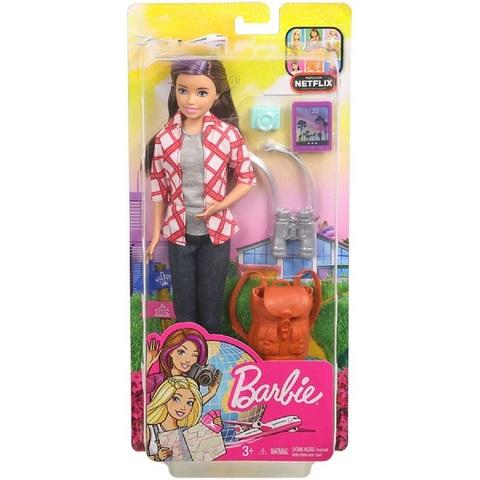 Барби Дом Мечты Путешественница Скиппер