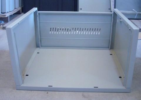 Железный шкаф для АКБ Gewald Electric C3-6 - фото 2