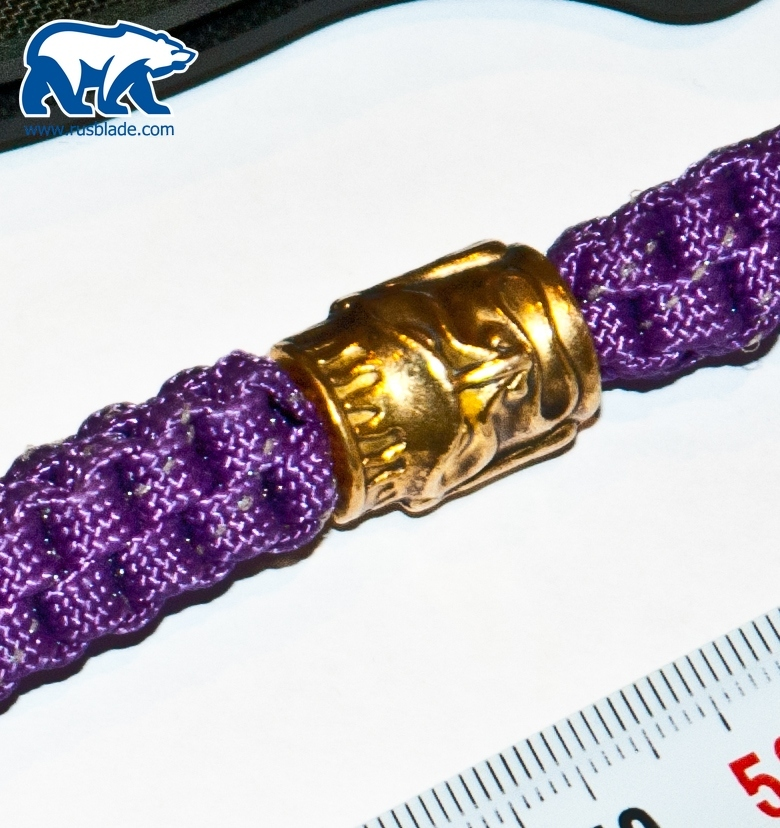 "Sword Knot ""Purple/Gold"""