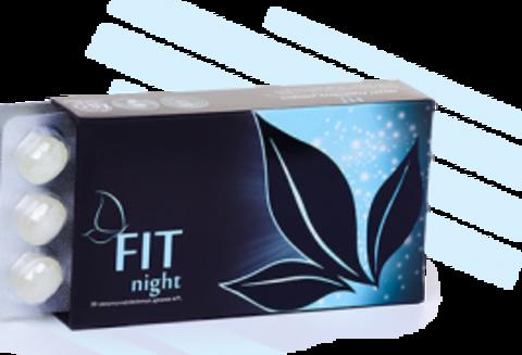 APL. Аккумулированное драже APLGO FIT-Night для снижения веса 1 блистер