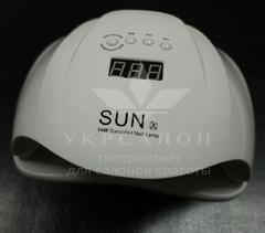 Лампа для маникюра LED+UV Sun X