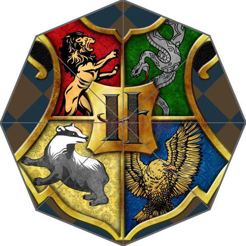 Çətir - Зонтик Harry Potter Hogwarts