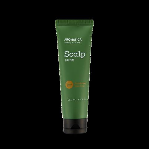 Скраб для кожи головы с розмарином, 165 г / Aromatica Rosemary Scalp Scrub
