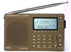 Радиоприемник Eton - G3 Globe Traveler