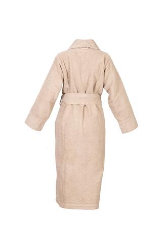 Элитный халат махровый Abyss & Habidecor Amigo льняной