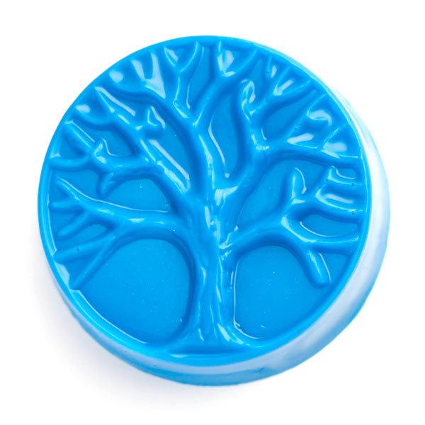 Форма для мыла Дерево в круге