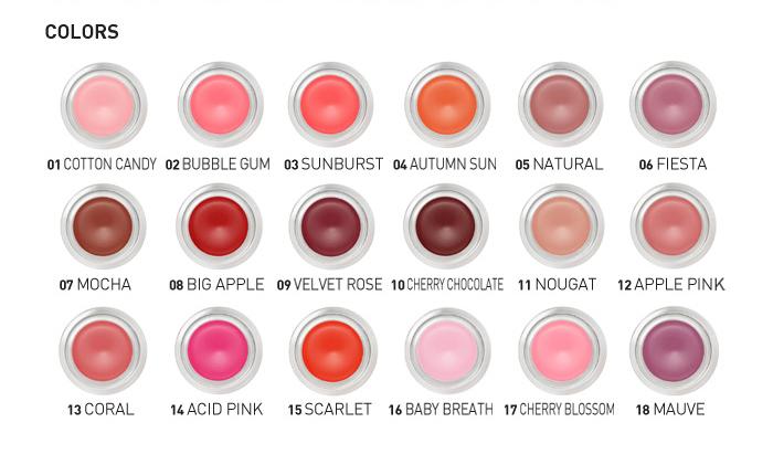 Оттеночный бальзам для губ Tinted Lip Balm, Bubble Gum