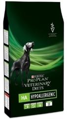 Сухой корм для собак, Purina Pro Plan Veterinary Diets CANINE HA, при аллергических реакциях