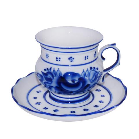 Чайная пара Голубка