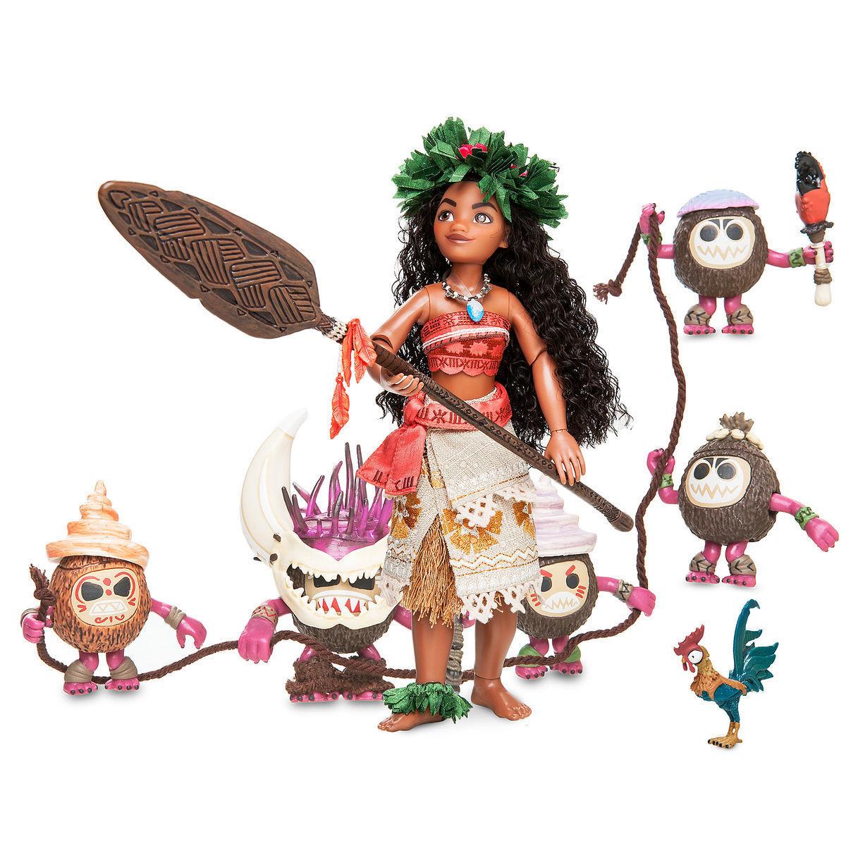 Коллекционная кукла Моана - Disney Exclusive