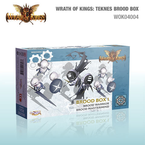 Teknes Brood Warrior Box