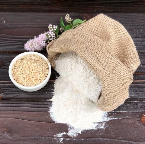 Фотография Мука из бурого риса 0,5 кг купить в магазине Афлора
