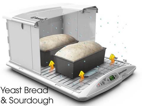 Шкаф для расстойки и медленного приготовления FP205 Brod and Taylor PRO