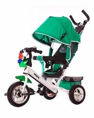 Велосипед Moby Kids Comfort 10x8 EVA Зелёный (641050)