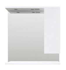 Зеркало-шкаф 1Marka Кода 80 Лайт белый