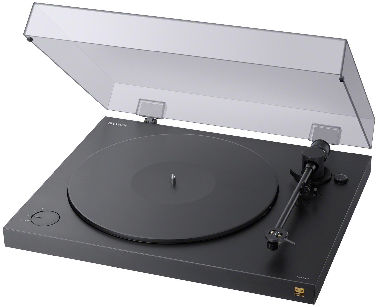 Виниловый проигрыватель Sony PS-HX500 купить в Sony Centre Воронеж