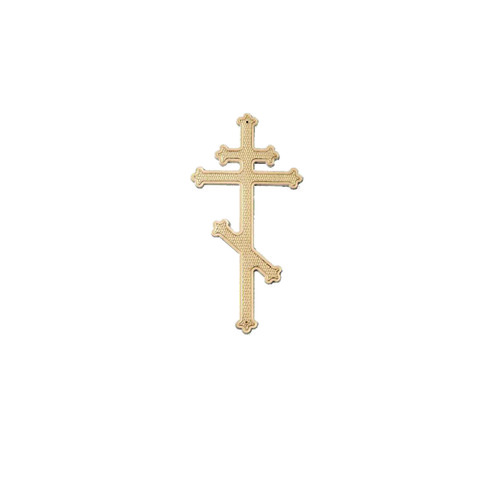 Крест на гроб малый