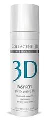 Гель-пилинг для лица EASY PEEL с хитозаном на основе гликолевой кислоты 5% (pH 3,2), Medical Collagene 3D