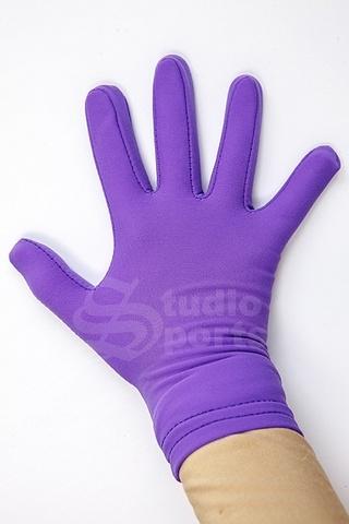 Термоперчатки цветные (фиолетовые)