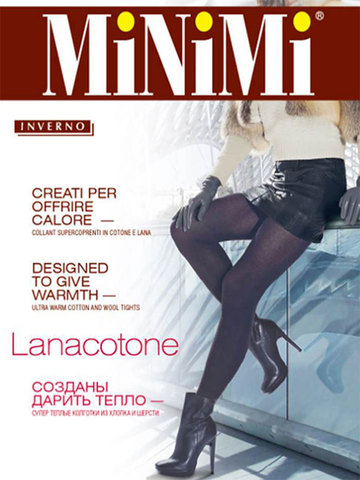 Женские колготки Lanacotone 180 Minimi