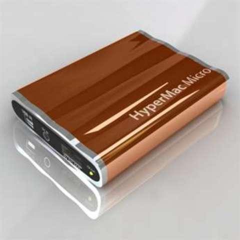HyperMac Micro 3600mAh – внешняя батарея для iPhone/iPod (Orange)