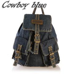 Рюкзак из джинсовый ткани Estreet Jeans 2