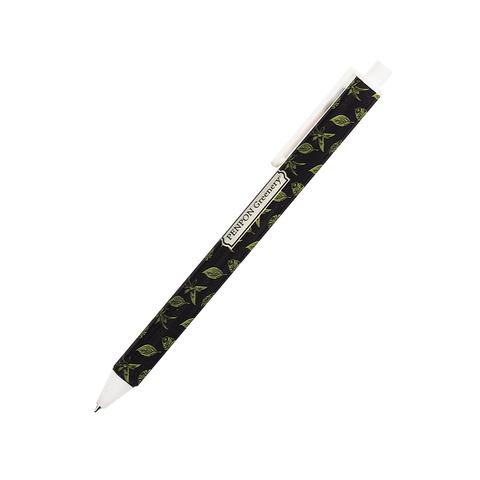 Ручка автоматическая PenPon 16 черная гелевая