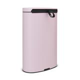 Мусорный бак FlatBack+ (40л), Минерально-розовый, арт. 103926 - превью 3