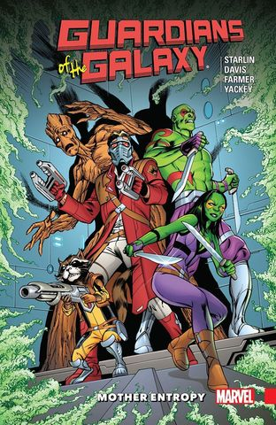 Guardians of the Galaxy: Mother Entropy